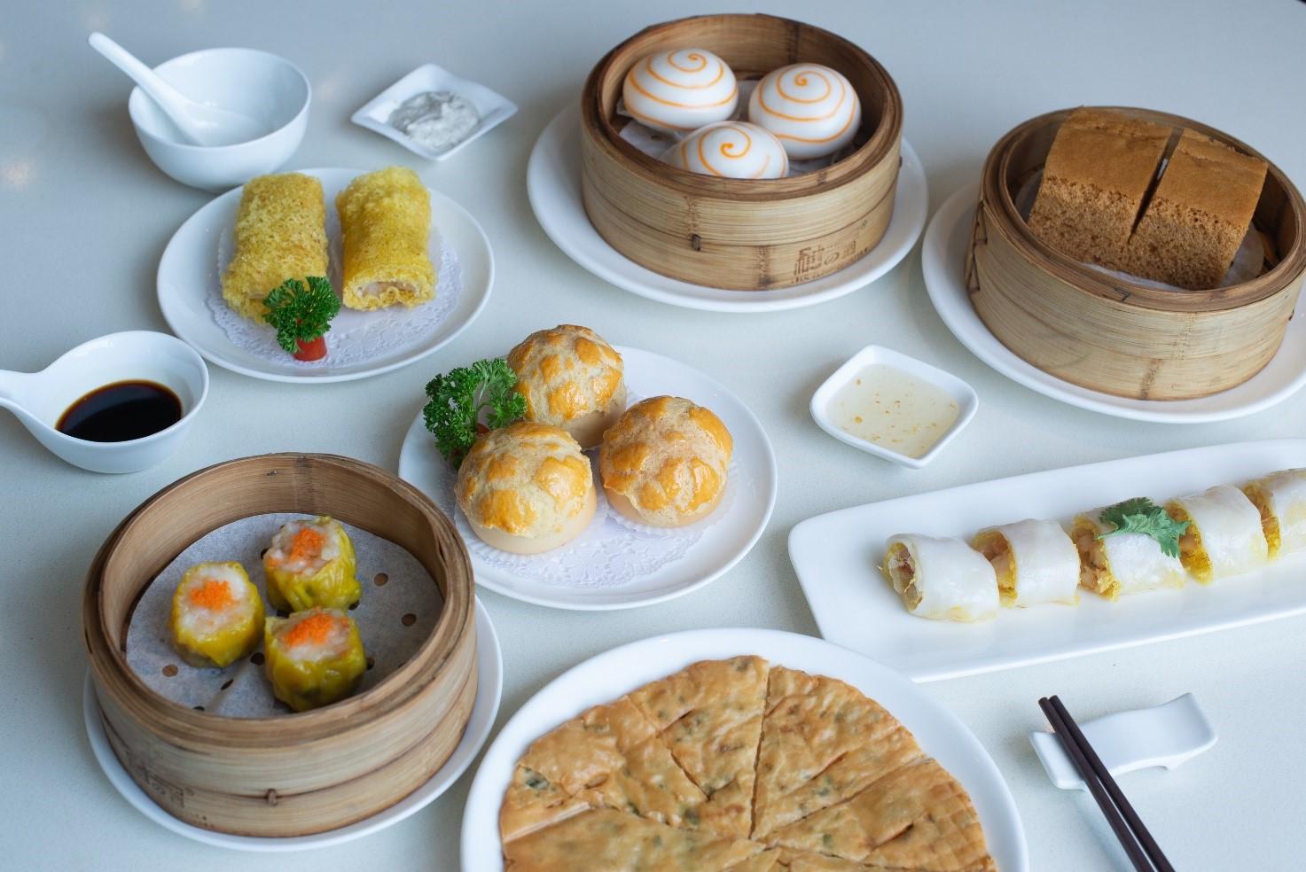 泰国美食推荐――曼谷红包Hong Bao粤式餐厅