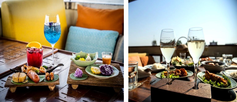 长假到泰国吃什么?米其林一星、湄南河游船、泰国东北菜推荐!